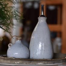 Olive Oil Bottle & Herb Shaker