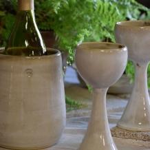 Wine Chiller & Wine Gobblets