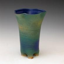 3 Footed Vase